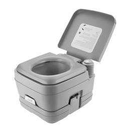 2.8 Gallon 10L Portable Toilet Travel Camping Outdoor/Indoor