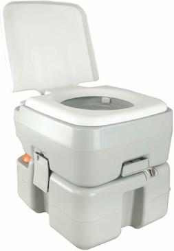 REDCAMP 20L Portable Upgrade Toilet Flush Travel Camping Out