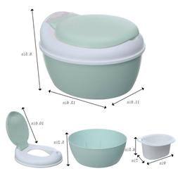 3 in 1 Potty Training Toilet Seat Baby Portable Toddler Chai