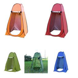 6 FT Outdoor Portable Pop Up Changing Tent for Camping Showe