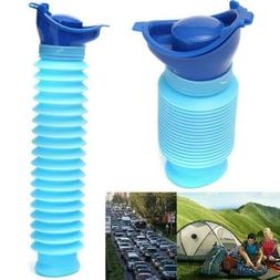 750ML Portable Adult Urinal Camping Travel Car Urination Pee