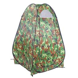 Camping Shower Tent Outdoor Changing Privacy Portable Toilet