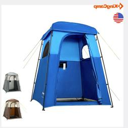 KingCamp Camping Shower Tent Toilet Dressing Privacy Changin