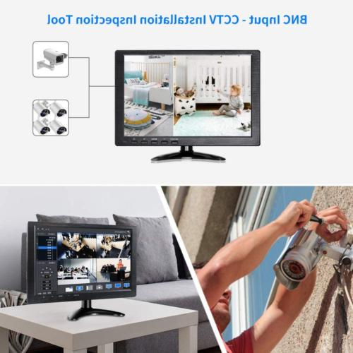 10.1 HDMI Security Monitor 1366x768 TFT with
