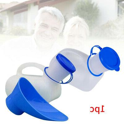 1000ml unisex mobile toilet portable camping outdoor