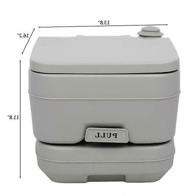 Portable Toilet 10L Outdoor Travel Hiking