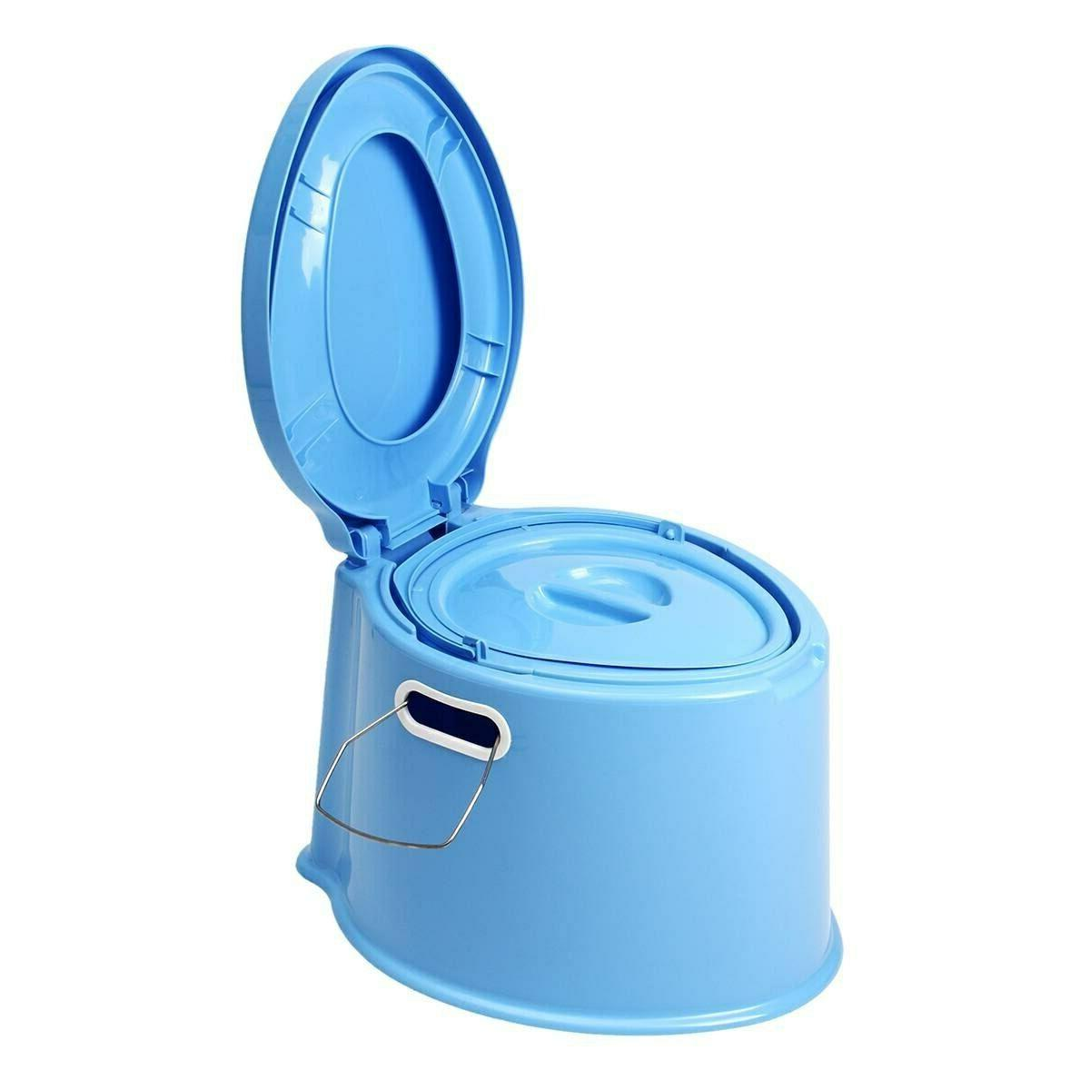 4 Seat Flush Hiking Outdoor Potty