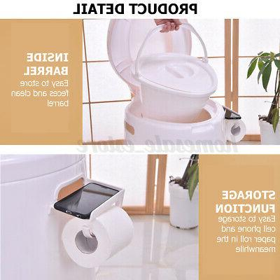 4 Seat Travel Camping Potty Outdoor