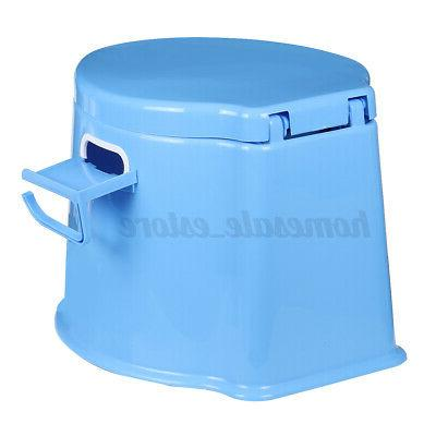 4 Colors Portable Seat Potty Outdoor