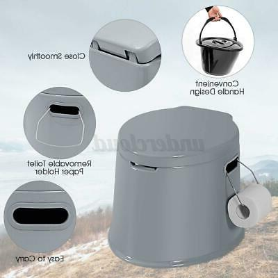 5 Colors Seat Travel Outdoor Potty