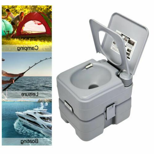 5 20L Plastic Travel Camping Outdoor