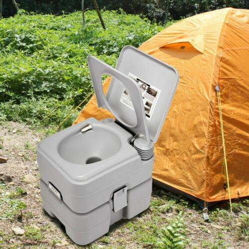 5 Camping Potty Outdoor