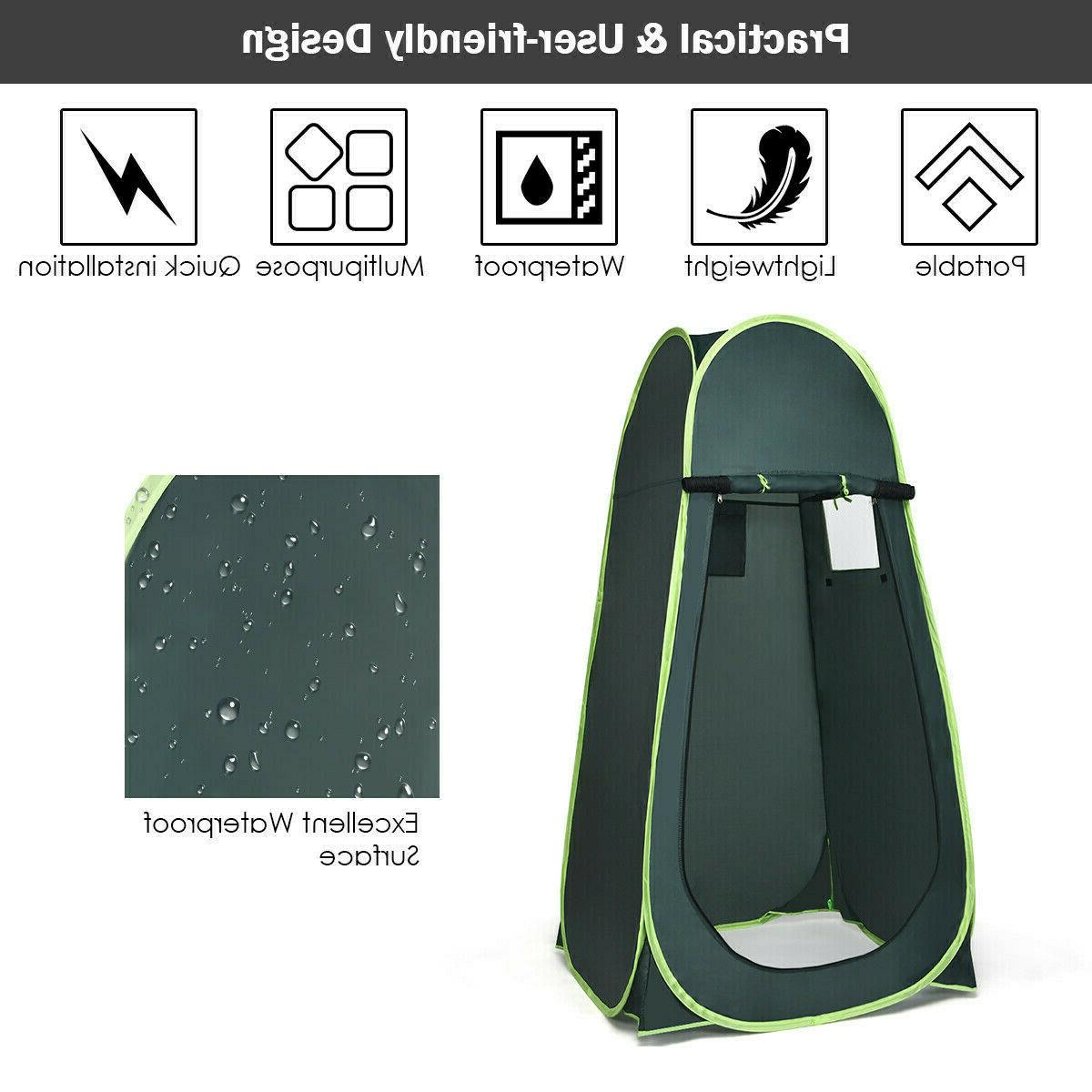 Camping Up Room Portable Tent