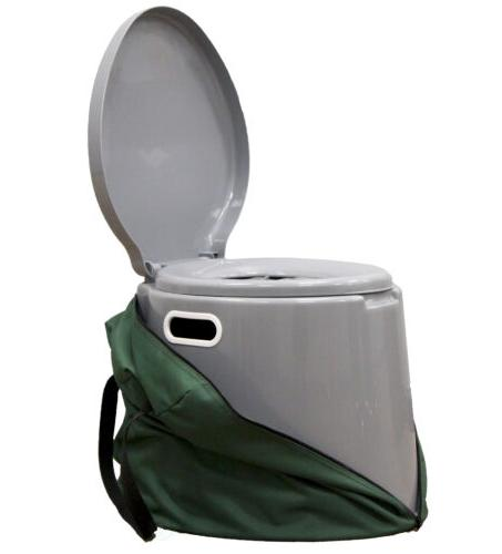 New Toilet For Hiking