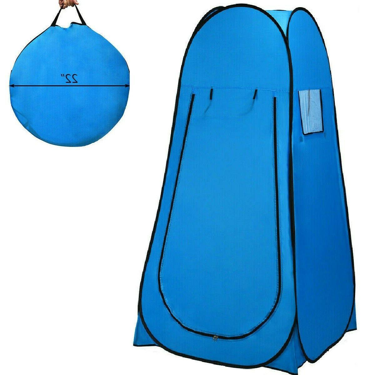 pop up toilet tent portable camping shower