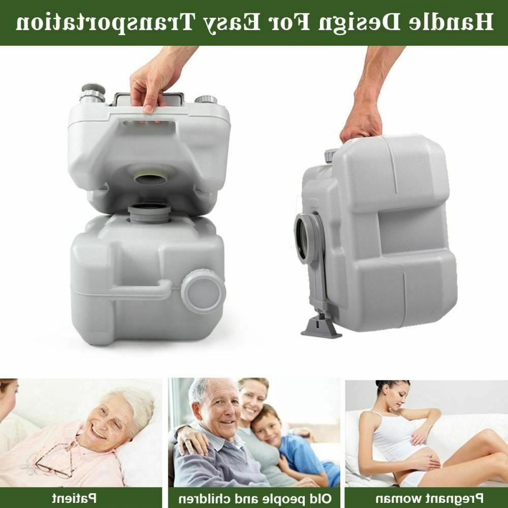 Portable Travel Flush