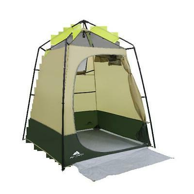 Portable Camping Lighted Toilet Bath Shelter