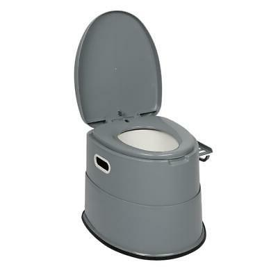 portable seat toilet 5l outdoor camping hygiene