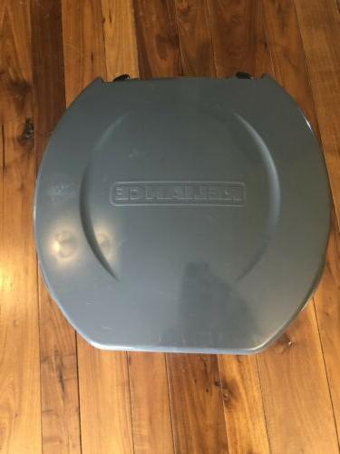 reliance folding portable toilet camping and hiking