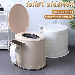 Large Portable Toilet Seat Outdoor Travel Camping Toliet Ind