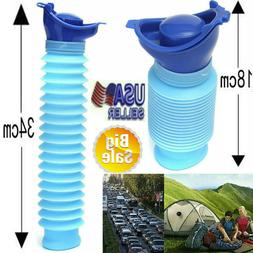 Male & Female Portable Urinal Travel Camping Car Toilet Pee