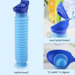 Male Portable Urine Camping Mens Boys Urinal Bottle Travel C