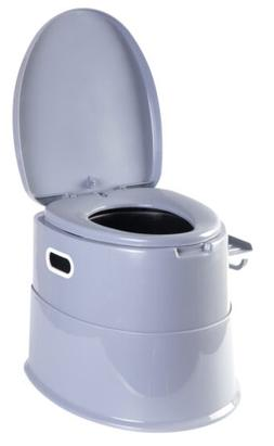 New PLAYBERG Folding Portable Travel Toilet For Camping and