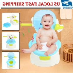 New Potty Training Toilet Seat Baby Portable Toddler Chair K