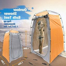 Outdoor Bathing Portable Clothes Shower Swimming And Changin