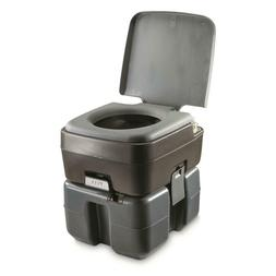 Outdoor Camping Portable Travel Boat Vehicle Toilet Commode