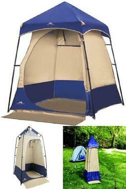 Outdoor Camping Shower Tent Changing Privacy Portable Toilet