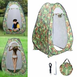 Pop Up Tent Instant Portable Shower Tent Outdoor Privacy Toi