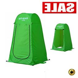 Portable Camping Shower Tent Changing Room Toilet Pop Up Pri
