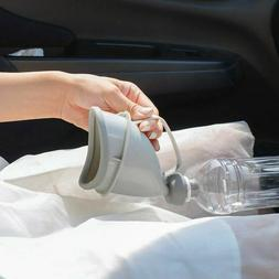 Portable Car Travel Urinal for Man Woman Adult Potty Funnel