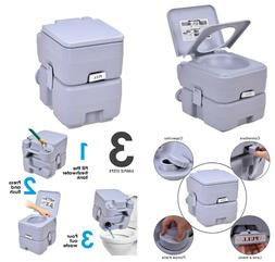 Portable Comfort Camping  Toilet Outdoor/Indoor Potty Commod
