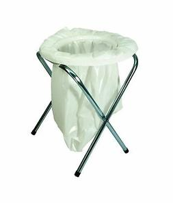 Texsport Portable Folding Toilet for Outdoor Camping