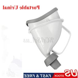 Portable Male Female Urination Toilet Urinal Funnel Camping