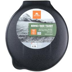 Ozark Trail Portable Outdoor Snap On Toilet Seat with Lid Ca