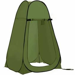 Portable Pop Up Camping Shower Tents Changing Room Outdoor T