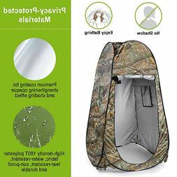 Portable Pop Up Tent Camping Beach Toilet Shower Dressing Ch