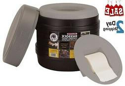 Portable Self Contained Toilet RV Boating Outdoor Camping Re