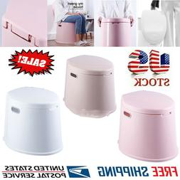Portable Toilet Seat Travel Camping Hiking Outdoor Indoor Po