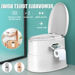 Portable Toilet Travel Camping Commode Potty Outdoor Pregnan