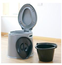 Portable Travel Toilet Camping Hiking Non-electric Waterless