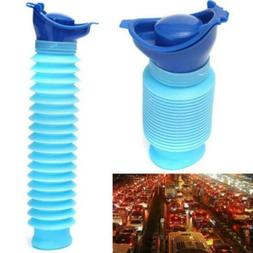 Outdoor Travel Portable Urinal Bottle Emergency Toilet Kids