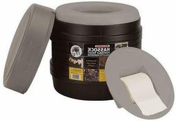 Reliance Products Hassock Portable Lightweight Self-Containe