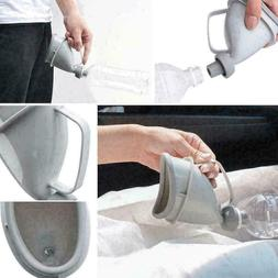 Unisex Portable Potty Pee Funnel Adult Emergency Urinal Devi