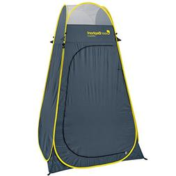 Utilitent Privacy Pop Up Tent Portable Camping Biking Tent S