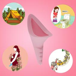 Women Female Portable Urinal Outdoor Travel Stand Up Pee Uri